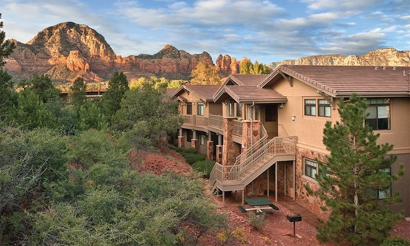 Wyndham Sedona / 1 Bedroom Deluxe