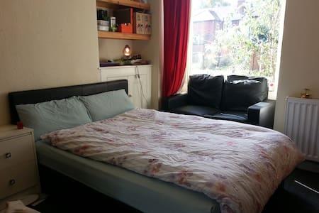 private double bedroom, Nottingham - Nottingham