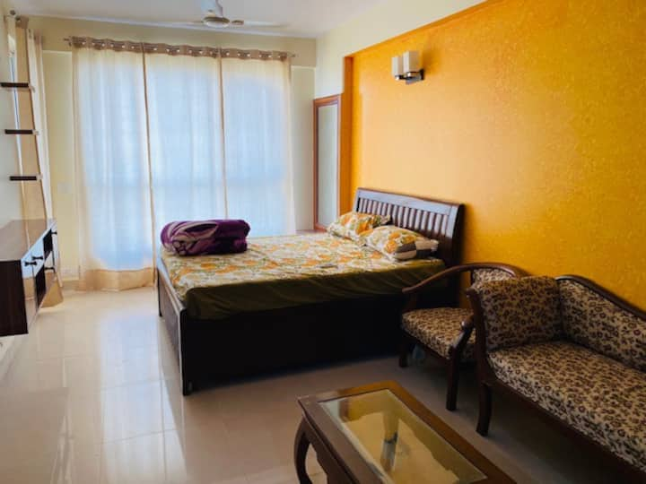 Couple friendly fully furnished Studio Apartment