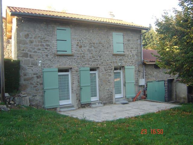 maison de campagne - Saint-Genest-Malifaux - บ้าน
