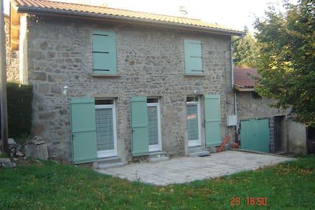 maison de campagne - Saint-Genest-Malifaux - 一軒家
