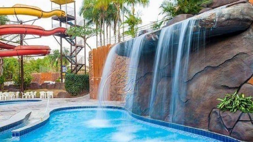 Caldas Novas: Golden Dolphin Grand Hotel