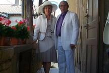 Christiane et Doudou, vos hôtes