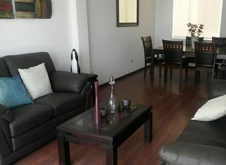 Elegant, cozy and cheap apartment I