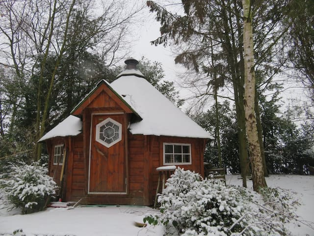 Winter in Zegge