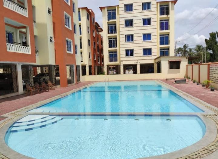 luxury apartment mtwapa