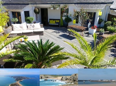 2 guest rooms in the centre of Quib - Quiberon - Bed & Breakfast