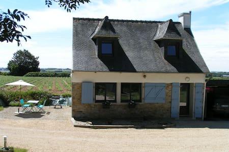 Gîte à Plouénan, situé entre Roscoff et Carantec - Plouénan - House