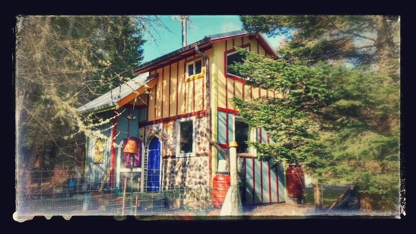 ECOTOPIA - Shelton - Casa