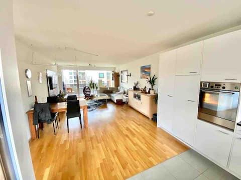 Cozy apartment close to Zurich city