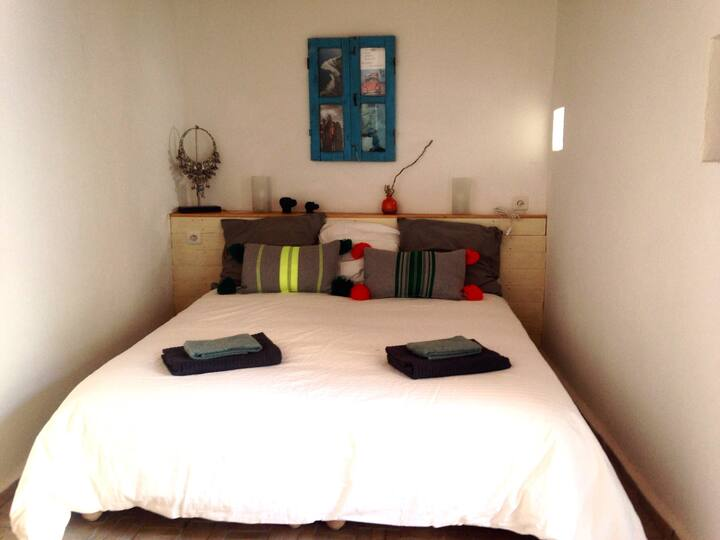 MOULAY CUSTOM PROJECT Beds&Boards // Chambre 2