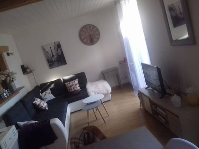 Appartement au coeur de Sallanches - Sallanches - Apartament