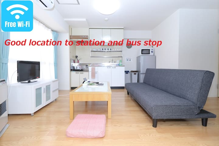 ❤Good location Sapporo! !/Free Portable Wifi #16
