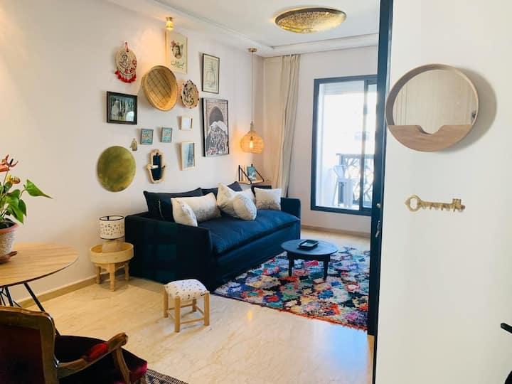 UNIQUE: Votre 1 chambre Salon à Gauthier