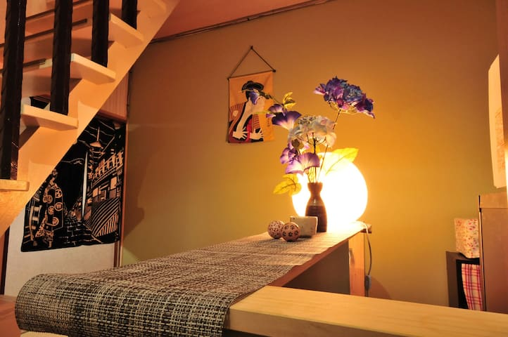 Government-approved Inn 8min Sanjo st,12GION kyoto