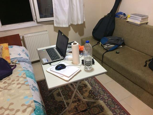 Şahinbey Daire tuğrul apartmanı