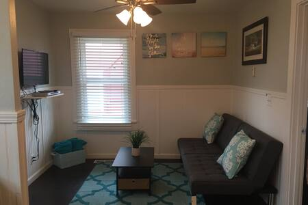 Private 2 bedroom unit with views of the beach - Santa Cruz - Apartment