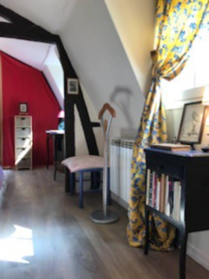 Petite maison dans la Venise normande