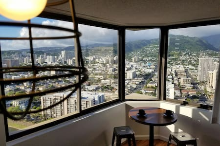 A Room with a View - Honolulu - Appartement