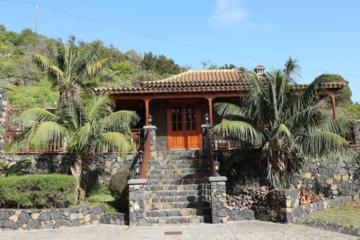 CasaMagic, espacio único en La Palma.