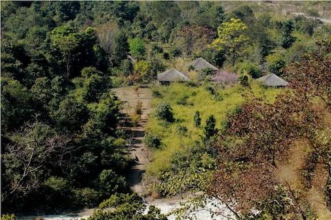 The vanghat Lodge