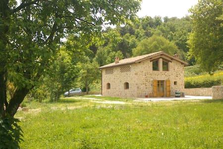 Elegant Zen Cottage at 10min Siena  - Rosia - 独立屋