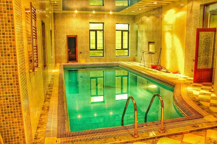 Villa Baku 4 floor
