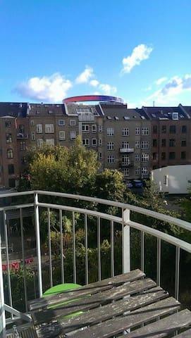 Charmerende lejlighed i centrum af Århus. - Aarhus - Apartamento