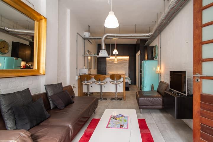 De Waterkant Loft Style Studio