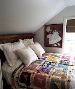 B & K Farmhouse (2 private rooms, up to 5 people) - Hillsboro