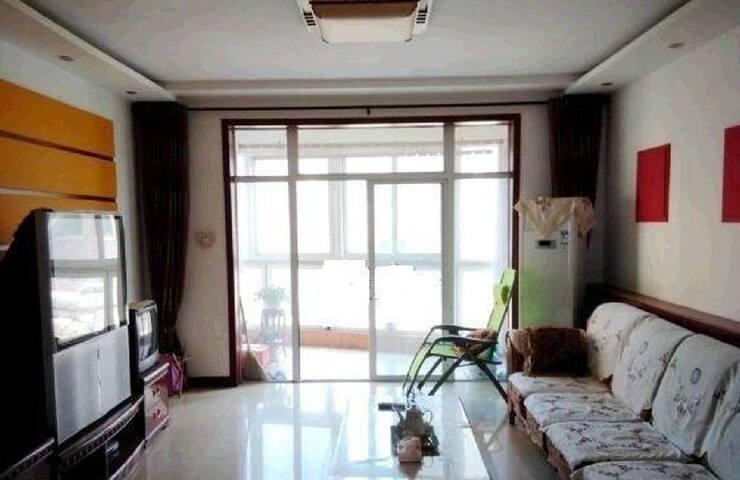 金域河畔 时尚之家 - Yantai - Apartamento