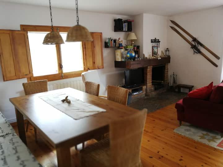 Apartamento de montaña superacogedor en Bruguera