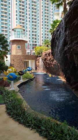 Grande Caribbean Condo Resort  Pattaya