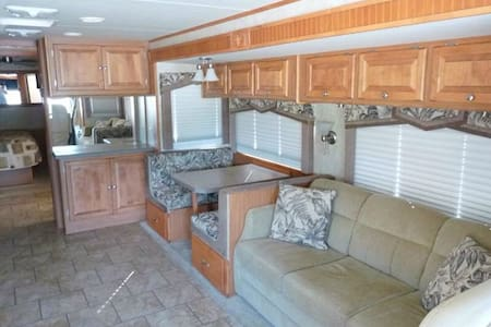 Privacy in an RV in Clear Lake City - Houston - Asuntoauto