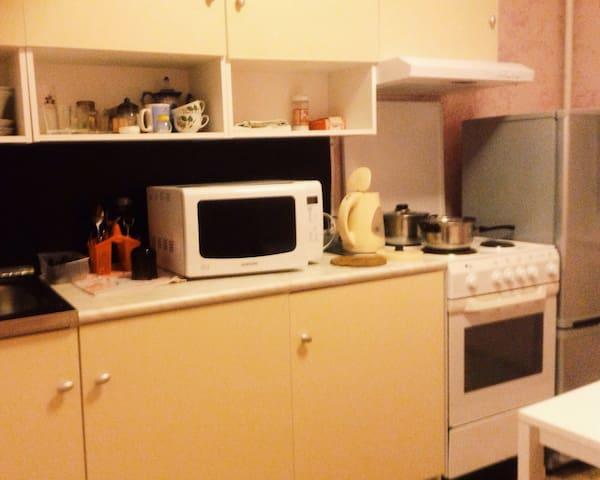 Квартира с видом на Финский залив - Sosnovyy Bor - Apartamento