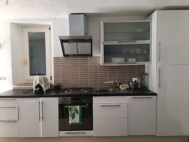 Small apartment near the thermal site of Saturnia