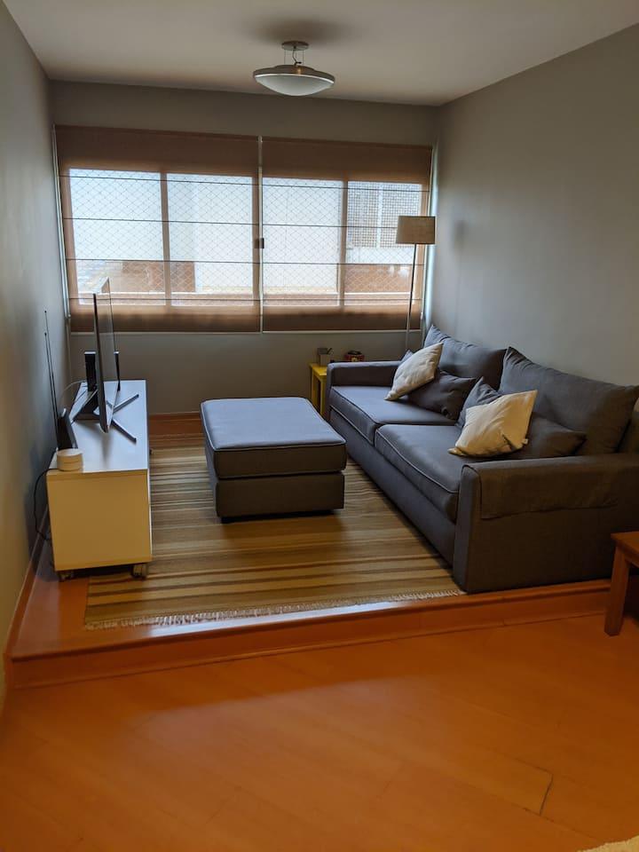Full apartment Barra Funda Terminal-Allianz Parque