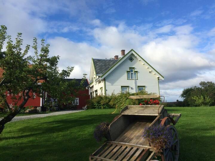 Workation på Strømnes - inntil 8 personer