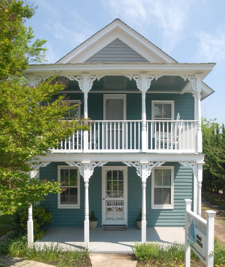 SHELL LISTING -Pilot House - Inn at Haven Harbour