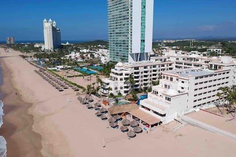 OJO: PLAYA/BEACH exclusiva, Csta Bnita Resort MZT.