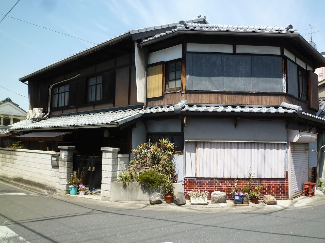 Apperance of the house(外観)