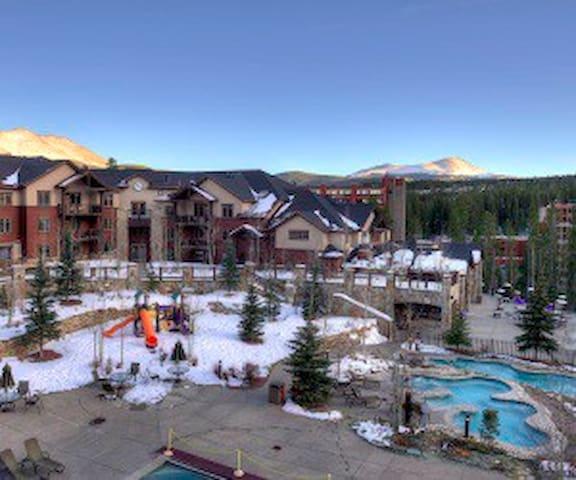 Breckenridge Grand Timber Lodge Resort 2BR sleeps8