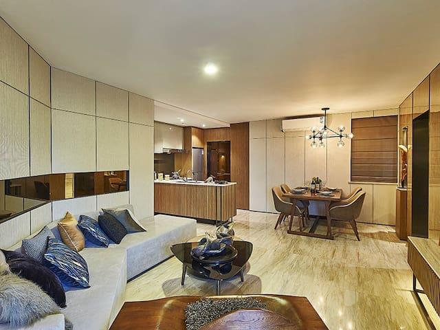 Park Lane, Luxury Apartment, L2/11Jiangsu Rd. - Shanghai - Appartement