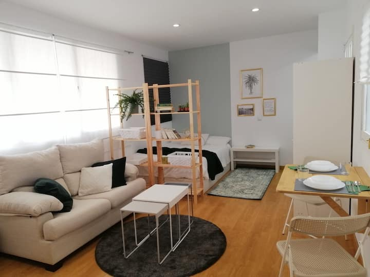 New little and homely loft
