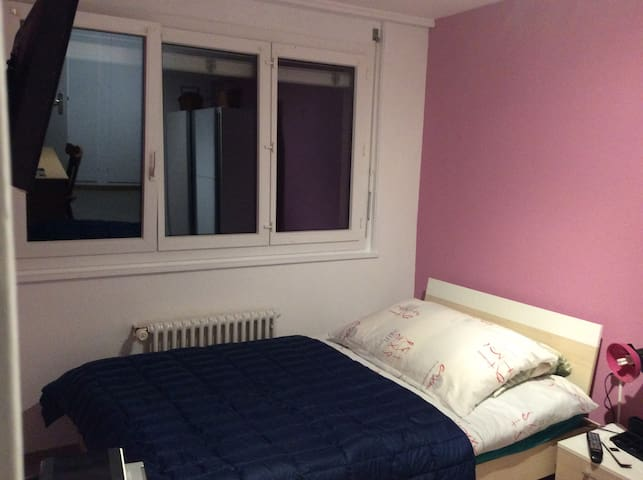 Jolie chambre très calme
