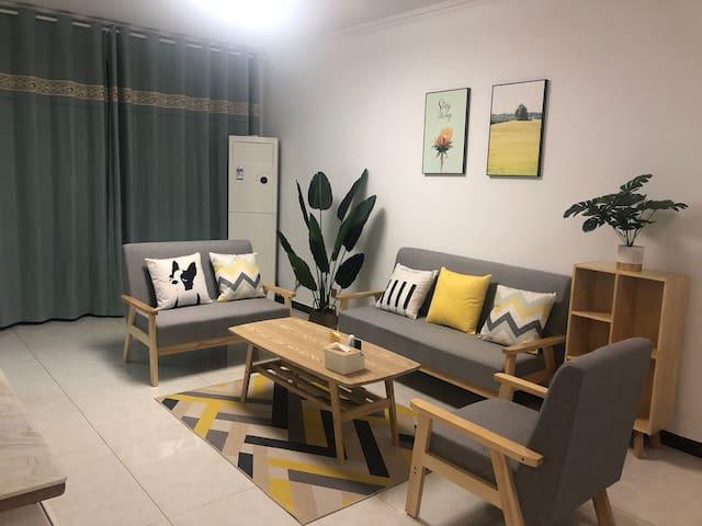 【大学城】北欧两居室公寓