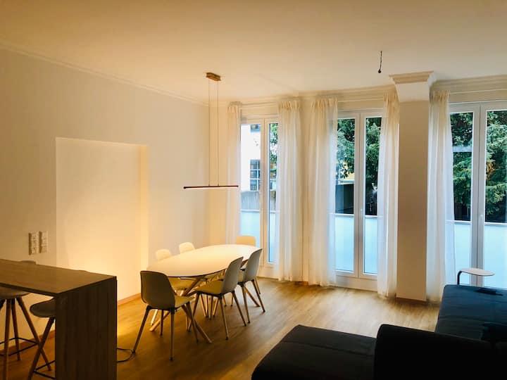 Moderne stilvolle Wohnung im Herzen Münchens
