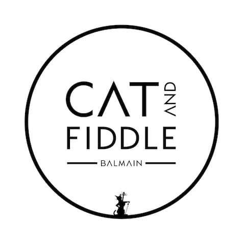 Cat and Fiddle Balmain Writing Room