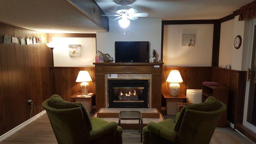 Comfortable, cozy house at Niagara Falls