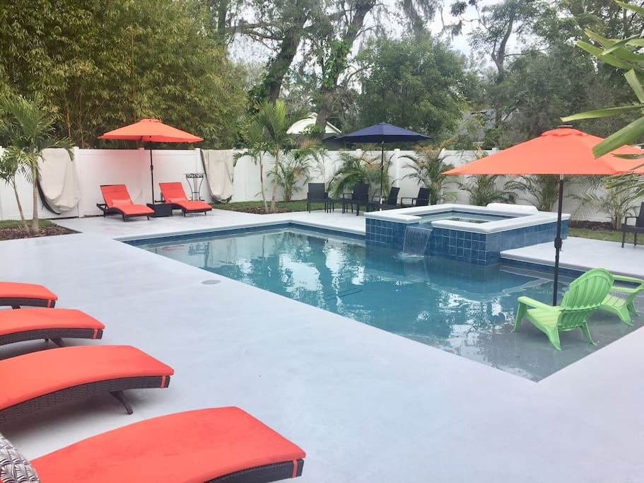 Welcome To Our Pool Home 5 Min From Downtown Houses For Rent In Orlando Florida United States